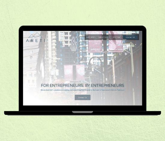 Areti Web Design