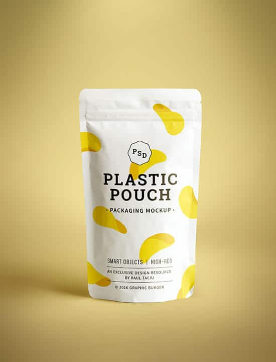 Health Potato chips packaging